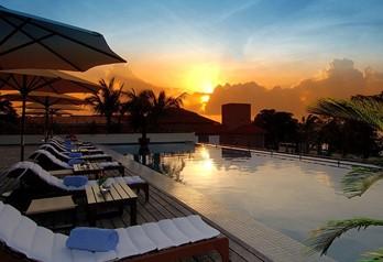 Hyatt Regency Dar Es Salaam The Kilimanjaro Is A Modern Oasis In Heart Of Largest Tanzanian City Five Star Hotel S Superb Waterfront Location